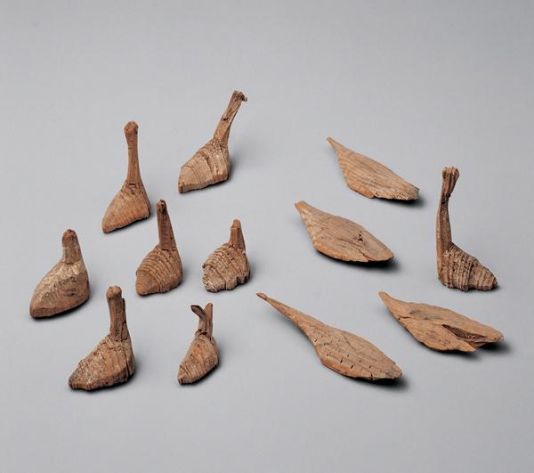 朴拙生灵奇——木雕动物