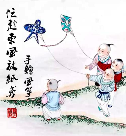 """甘博新闻-甘肃省博物馆""""手绘风筝·放飞梦想""""少儿"""